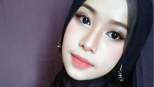 Shevyna Nur Salsabila. Foto: Dok. Sunsilk Hijab Hunt 2018