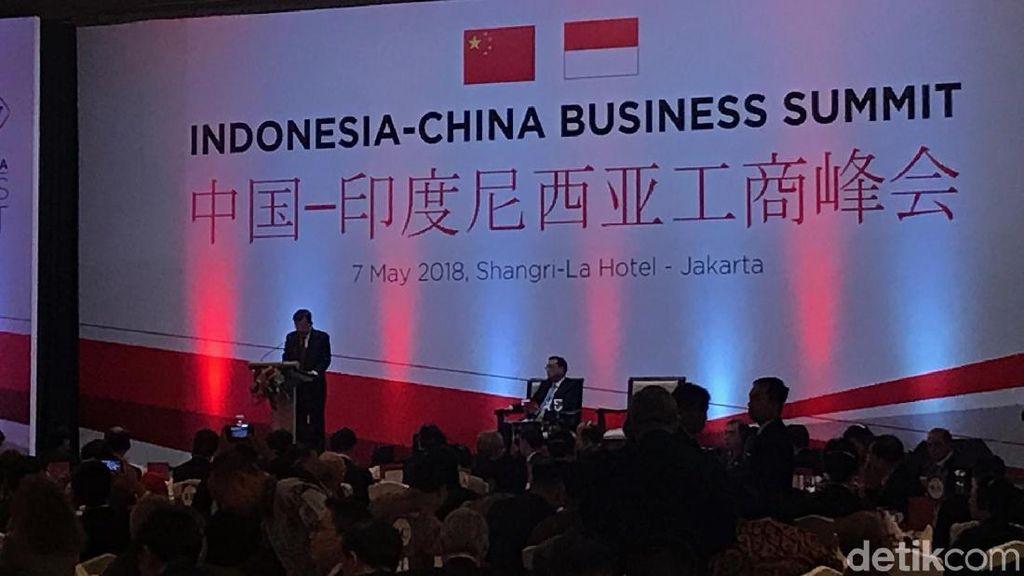 Selain Temui JK, PM China Juga Bertemu 300 Pengusaha RI