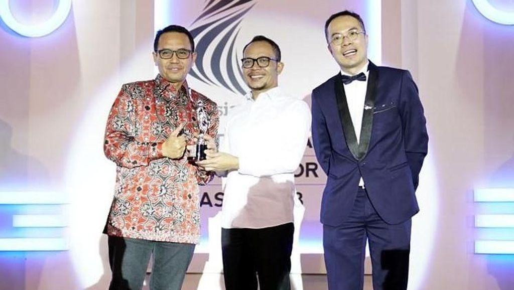 Telkom Sabet Penghargaan HR Asia 2018