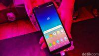 Samsung Incar Milenial dengan Galaxy A6 dan A6+