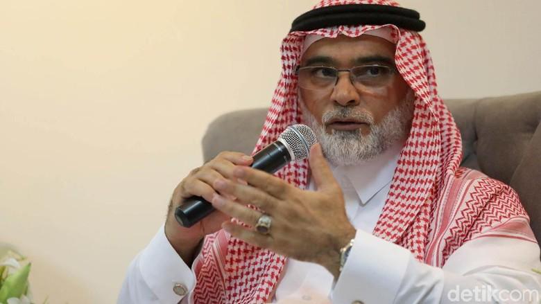 Kemlu: Masa Tugas Dubes Saudi Osama al Shuaibi Sudah Berakhir