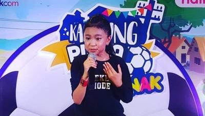 Cara Penyanyi Cilik Zara Leola Bagi Waktu untuk Sekolah dan Nyanyi