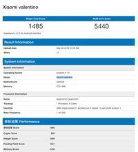 Ponsel Baru Xiaomi Berkode Valentino Mulai Terkuak