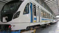 LRT Palembang Mogok Lagi, Karena Kejar Target?