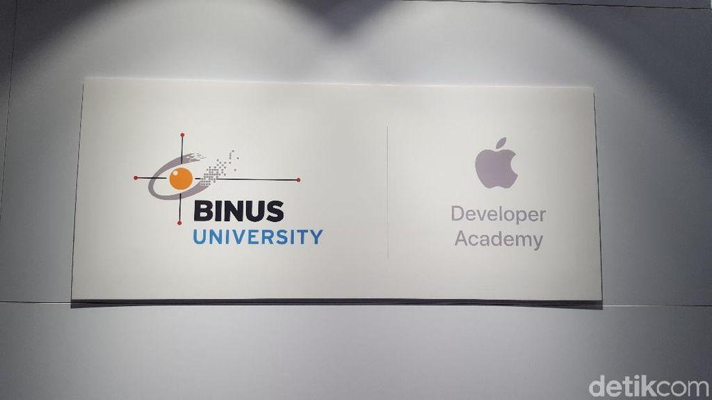 Apple Resmikan Sekolah Developer di Indonesia