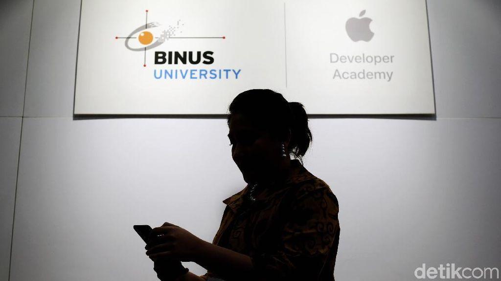 Serunya Kuliah di Kampus Apple Indonesia