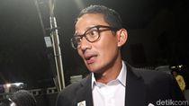 Sandiaga Yakin Pencopotan Dirut Jakpro Tak Ganggu Proyek LRT