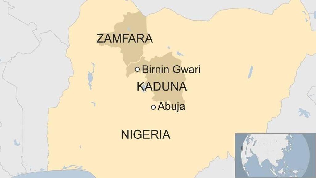 Keji! Bandit Pencuri Hewan Bantai 51 Warga Desa di Nigeria