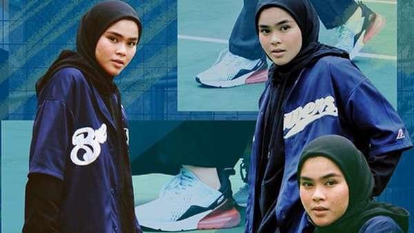 Gaya Hijab Swag Sivia Azizah