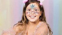 Keren, Anak 10 Tahun Sukses Jualan Glitter Hingga ke Mancanegara