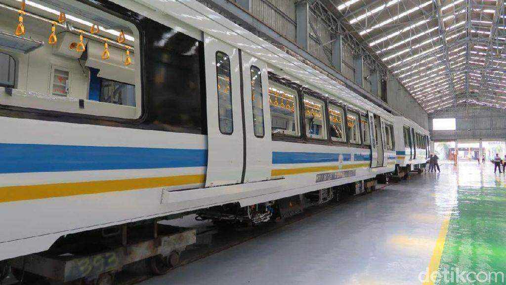RI Mau Bikin Gerbong Kereta Standar Dunia, Kata Erick Thohir