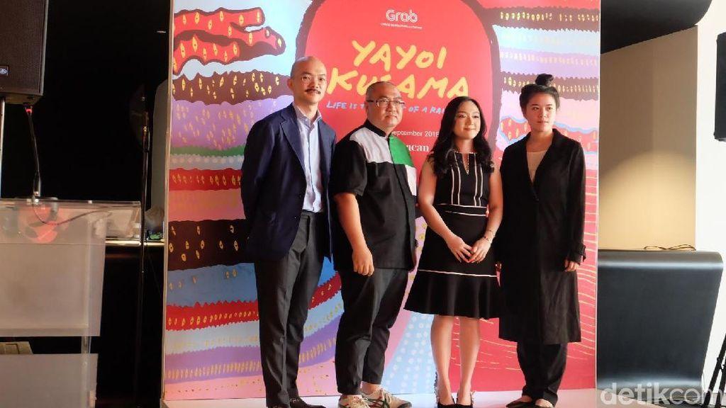 Pameran Seni Yayoi Kusama di Museum MACAN akan Lebih Spektakuler