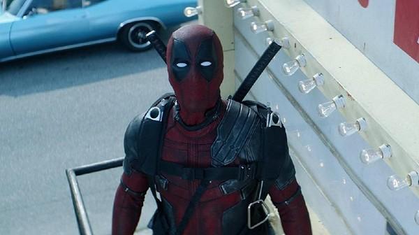 Cara Unik Deadpool 2 Promo Film Gandeng Manchester United