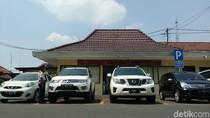 KPK Amankan 5 Mobil Milik Pejabat Pemkab Mojokerto