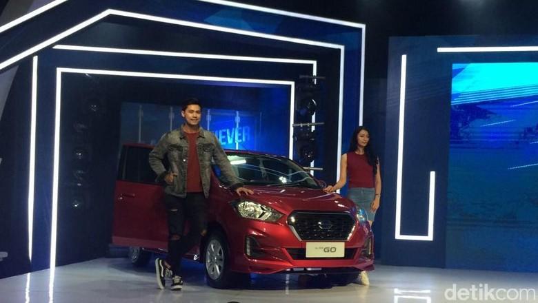 Datsun merilis mobil terbarunya (Foto: Khairul Imam Ghozali)