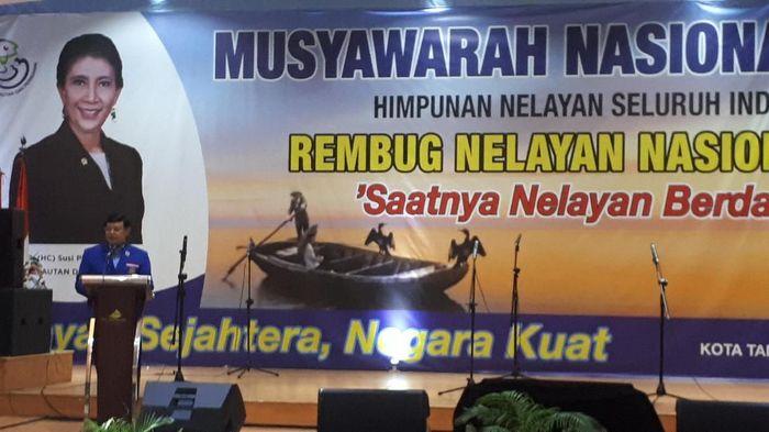 Foto: Ketua Umum HNSI Mayjen (Purn) Yussuf Solichien. (Bil Wahid-detikcom)