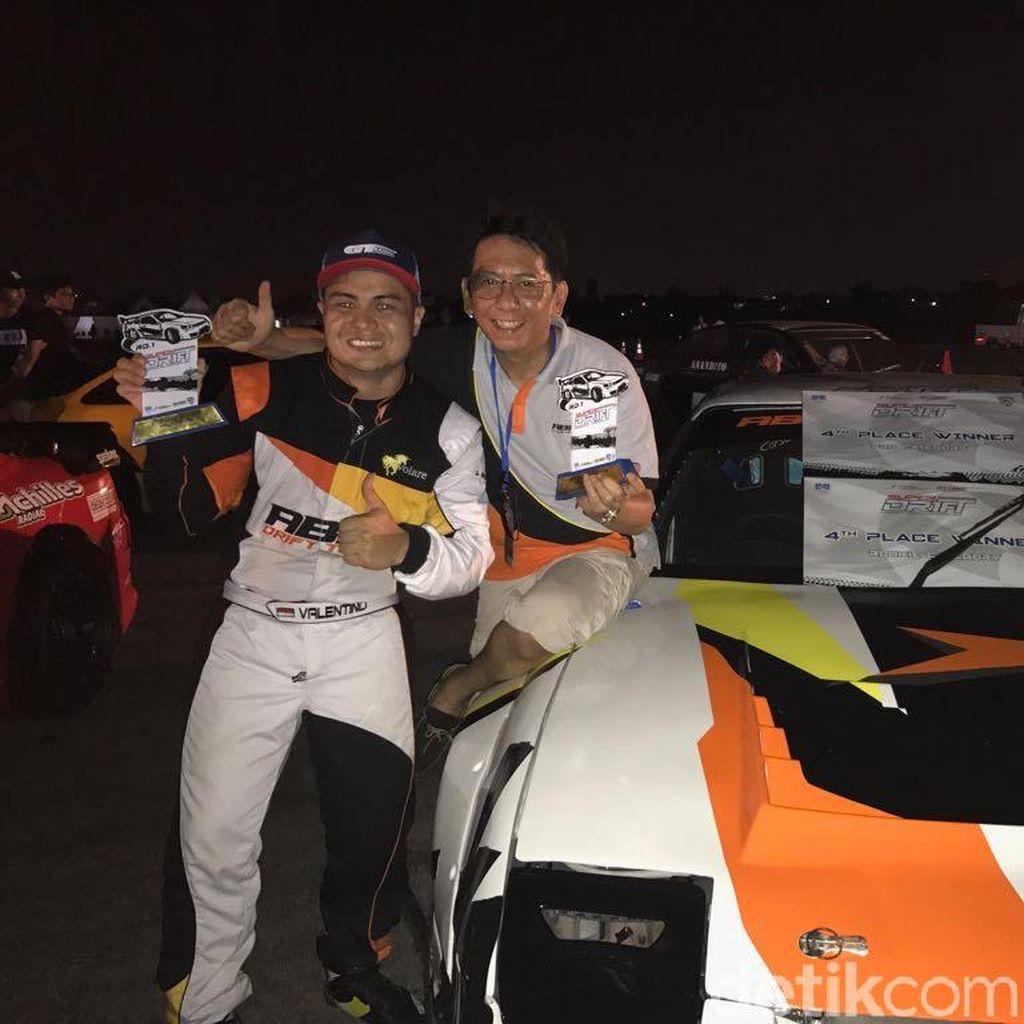 ABM Motorsport Diminta Lebih Banyak Turunkan Drifter di Seri Kejurnas