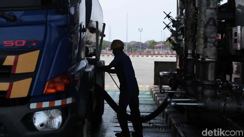 Pemerintah Jamin Pasokan BBM Aman Jelang Puasa dan Lebaran