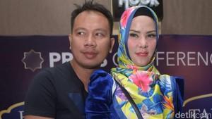 Angel Lelga Tak Mau Keluar Kamar Sampai Dirayu Pak RT saat Digerebek