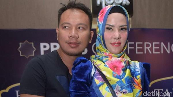 Kok Bisa, Pisah Ranjang 5 Bulan Kini Vicky Sebut Angel Lelga Hamil
