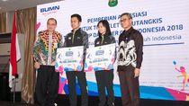 Tim Thomas & Uber Indonesia Dapat Asuransi Rp 500 Juta