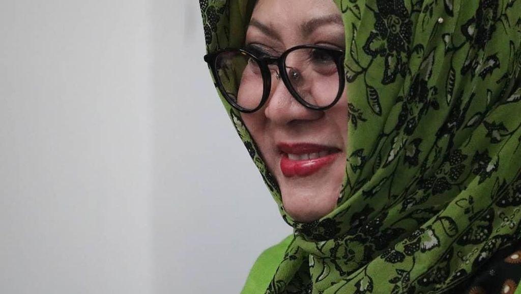 Foto: Gaya Hijab Tutut Soeharto yang Nggak Berubah dari Dulu Hingga Kini