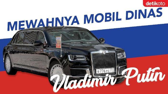 Mobil Mewah Vladimir Putin