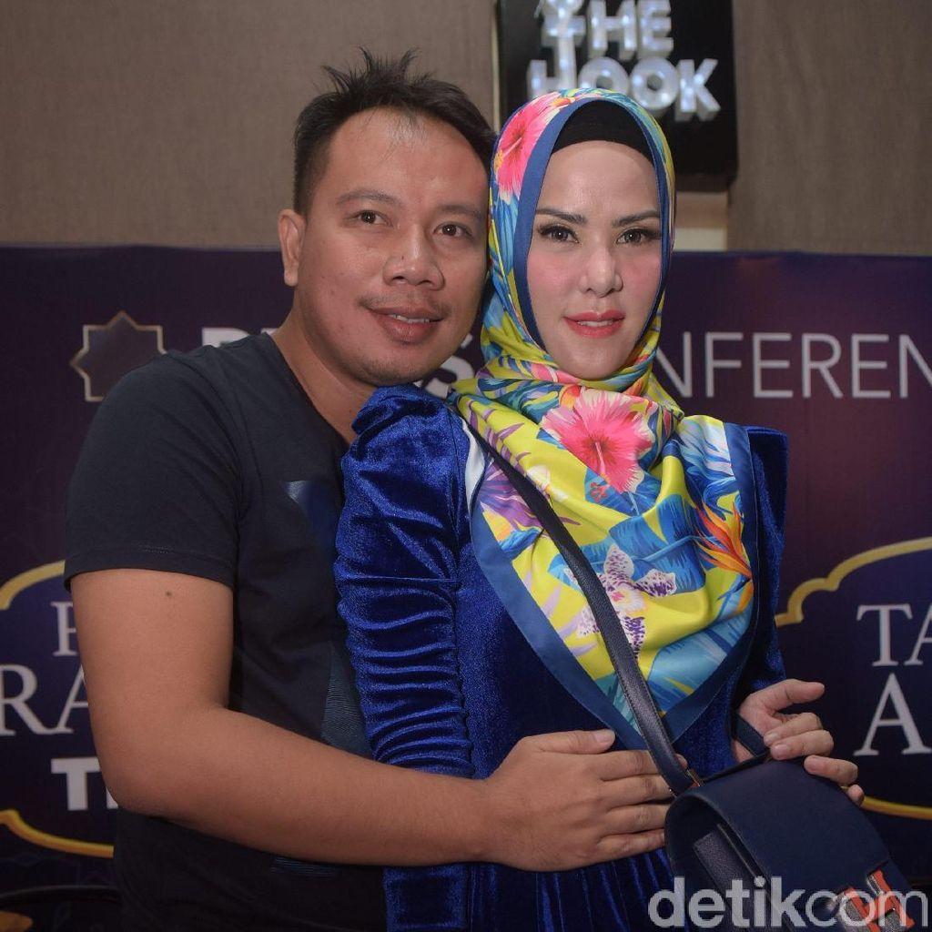 Angel Lelga Sebut Vicky Kerap Buka Masalah Rumah Tangga
