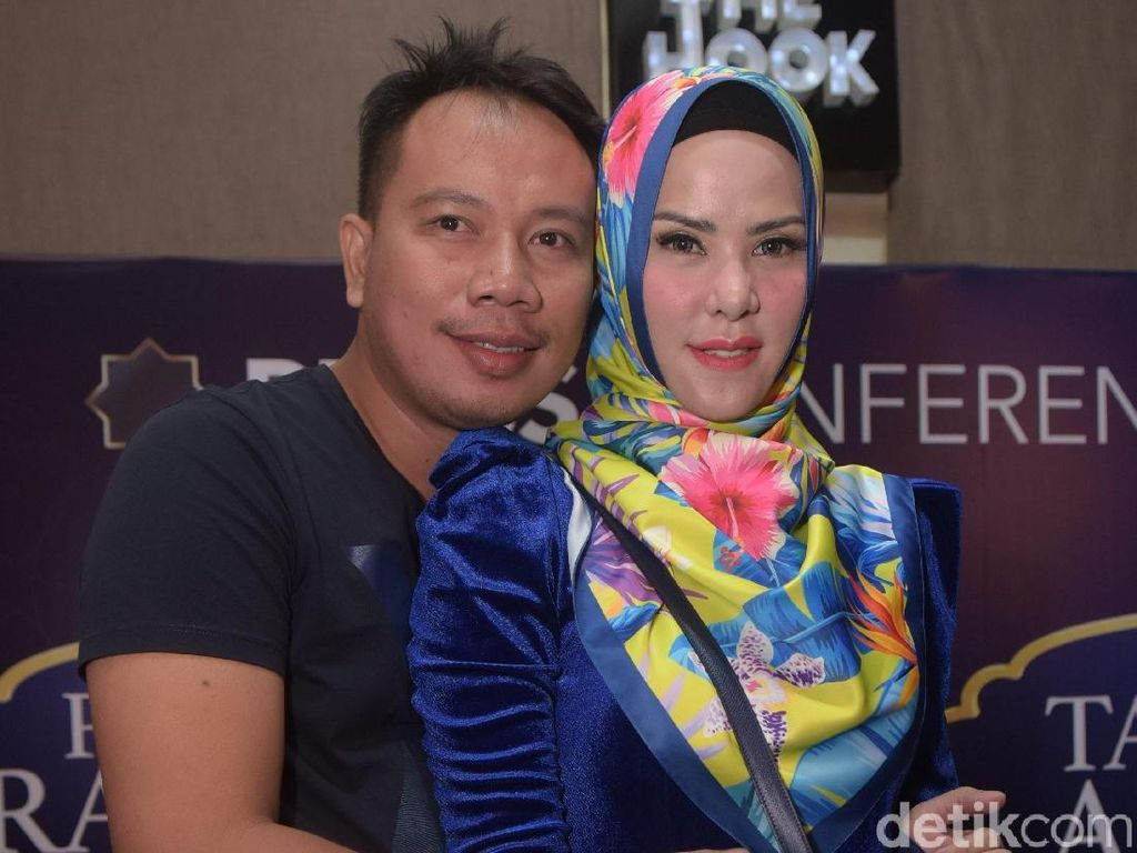 8 Bulan Berumah Tangga, Vicky Prasetyo Cerai dari Angel Lelga?