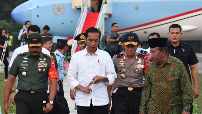 Hasil gambar untuk Jokowi Temui Peserta Kamisan Dinilai untuk 2019, Ini Kata Istana