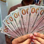 Dolar AS Menguat ke Rp 13.925