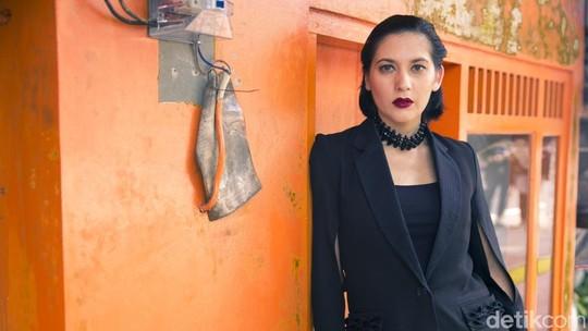 Gaya Hannah Al Rashid Celeb of The Month Bulan Ini