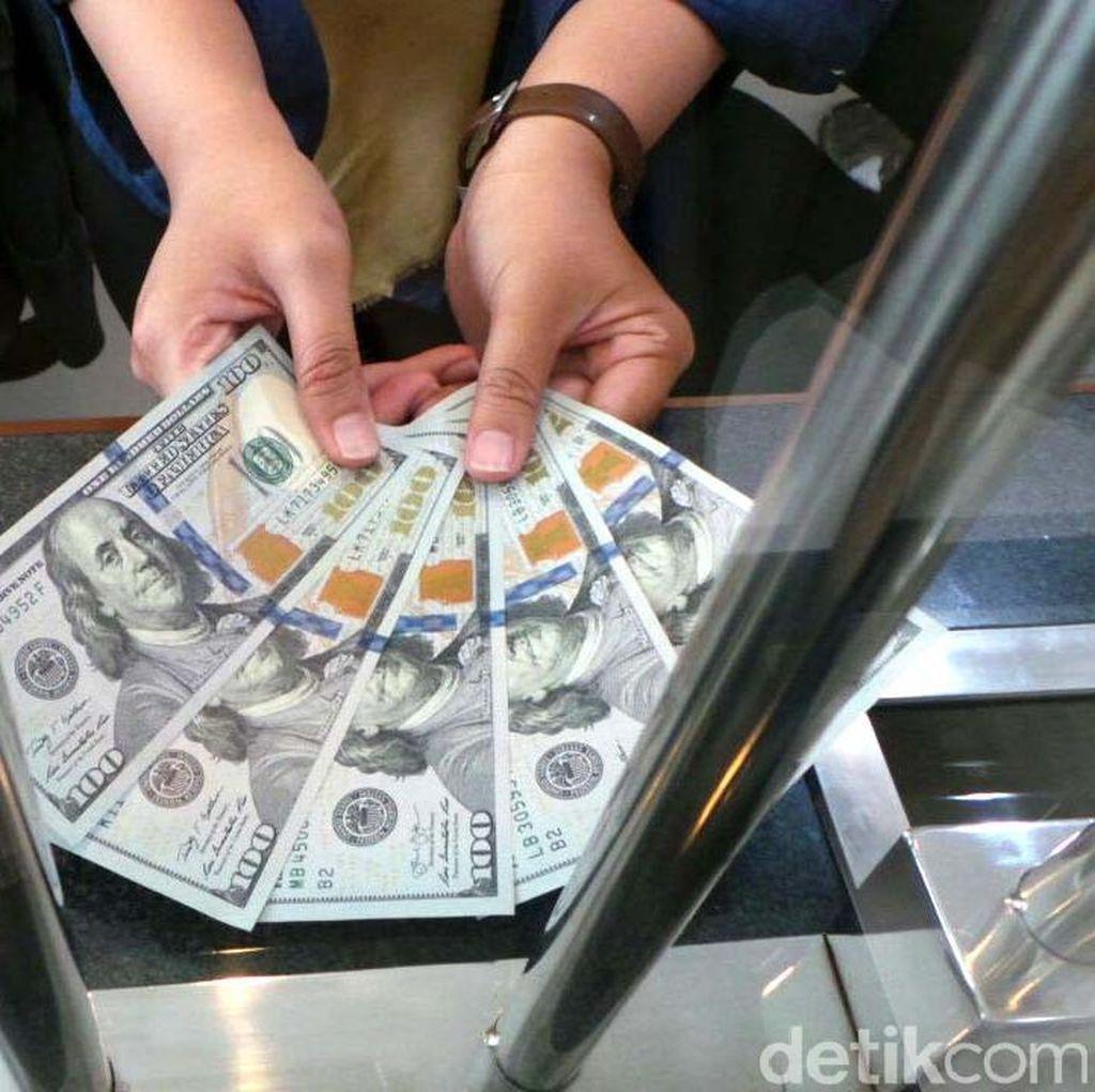 Dolar AS Tembus Rp 14.175