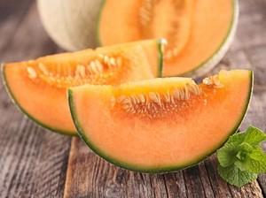 Buah Melon Oranye Sehatkan Mata dan Bikin Kulit Cerah