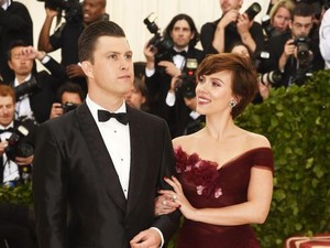 Scarlett Johannson Pilih Gaun Mantan Istri Produser Cabul di Met Gala 2018