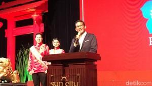Sandi Kaji Opsi Perluasan Ganjil-Genap Saat Asian Games