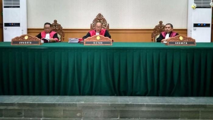 Sidang banding kasus bos Diskotek Akasaka, Willy (Foto: dok. Istimewa)