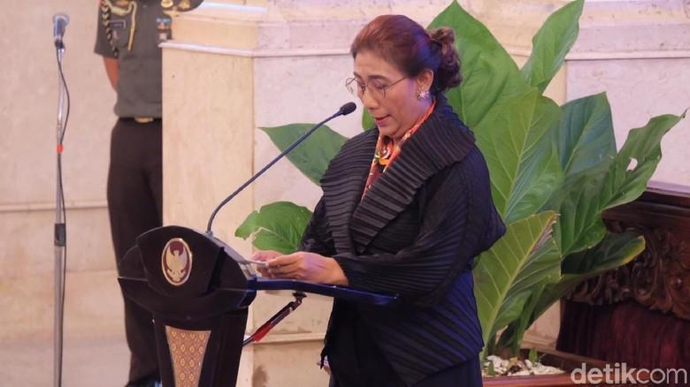 Susi: Tanpa Komitmen Jokowi, Kedaulatan Laut RI Hanya Mimpi