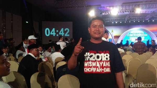 Ada Kaos #2018WisWayaheKhofifah-Emil di Debat Kedua Cagub Jatim