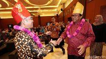 OSO Beri Kuliah Kebangsaan di Universitas Riau