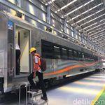 Musim Mudik, Harga Tiket Kereta JKT-SBY Dijual hingga Rp 1,5 Juta