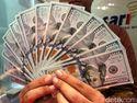 Rupiah Masih Terkapar, Dolar AS Perkasa di Rp 14.115