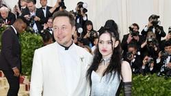 Sudah Punya Anak, Elon Musk dan Pacarnya Putus