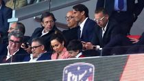 Nadal Kesal Diperbincangkan Usai Nonton Atletico Sembari Mengalungkan Jersey