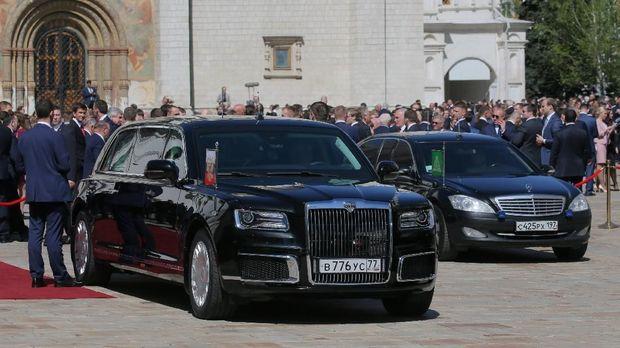 Mobil kepresidenan Vladimir Putin