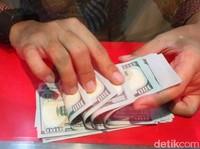 Gilas Rupiah, Dolar AS Tembus Rp 15.000