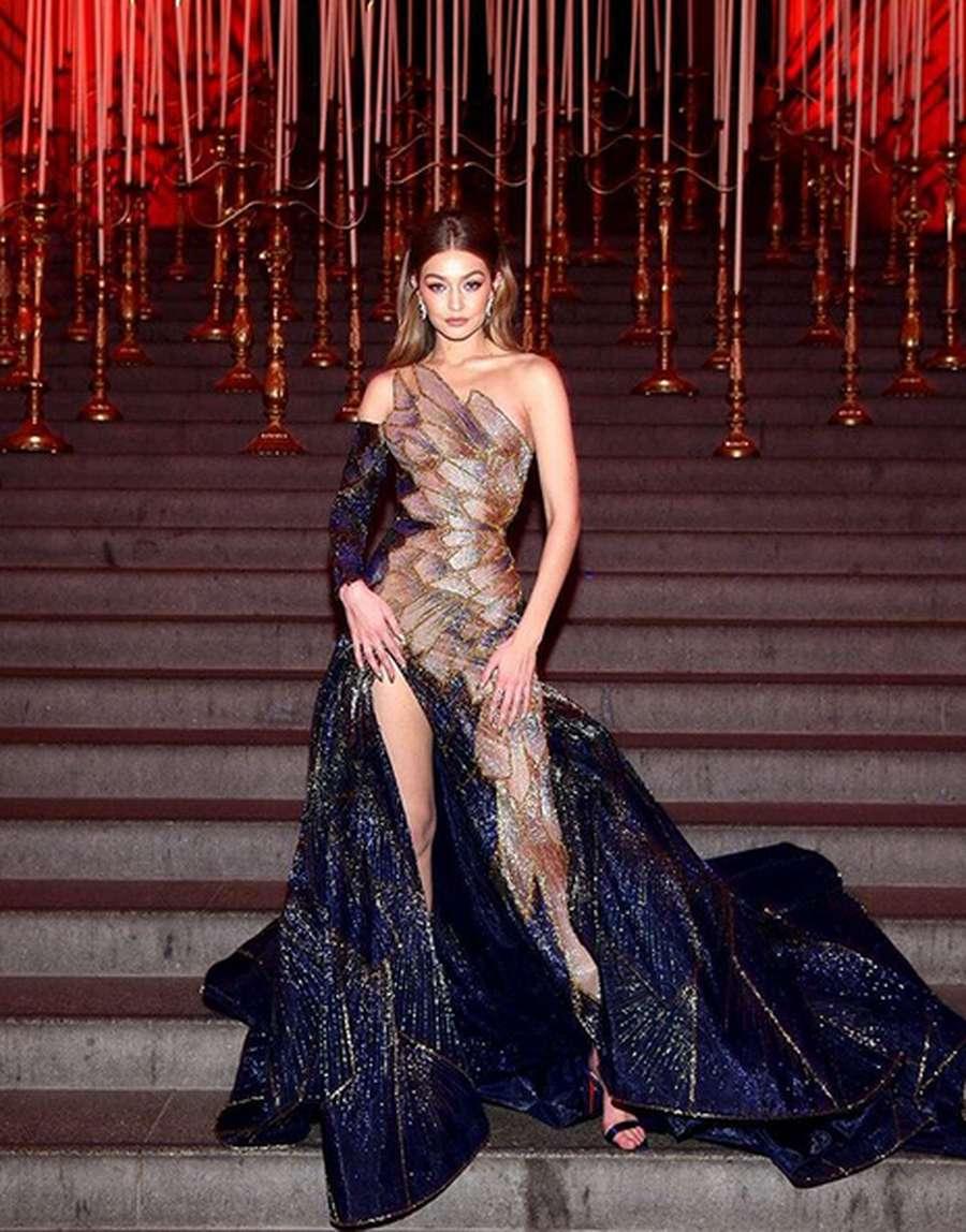 Cantiknya Para Selebriti Hollywood di Met Gala 2018