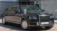 6 Hal tentang Mobil Dinas Mewah Vladimir Putin