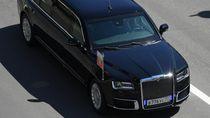 Mobil Dinas Vladimir Putin Keren Banget!