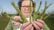 Wanita Ini Ramal Masa Depan Pakai Asparagus, Apa Prediksinya di Tahun 2018?